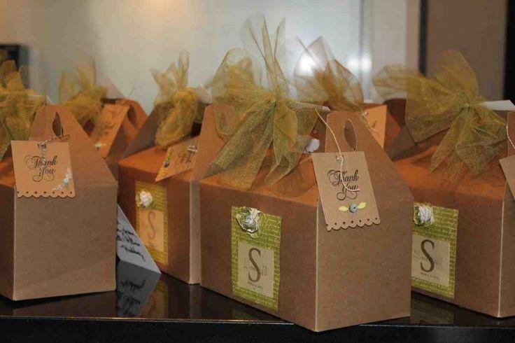 Wedding Hotel Gift Bag Ideas