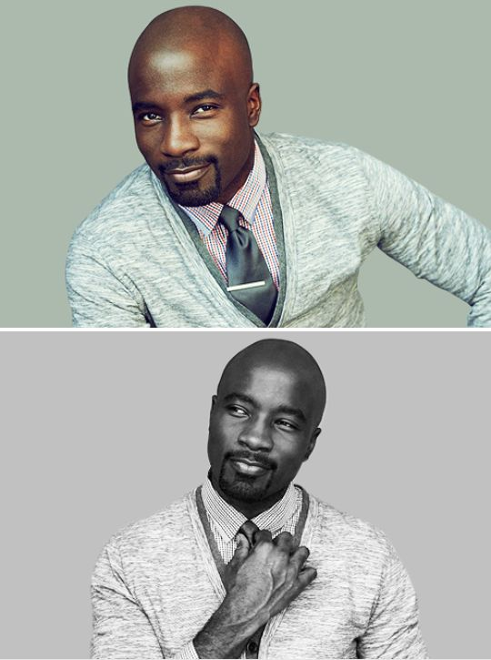 Mike Colter/Luke Cage