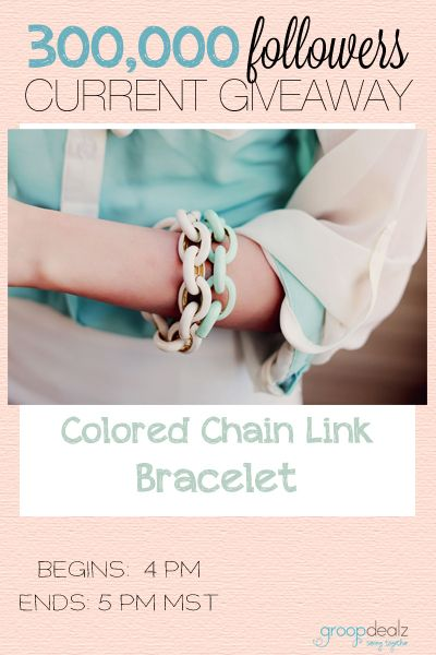 One of our all-time favorite bracelets! Go win one! Giveaway ends in an hour!