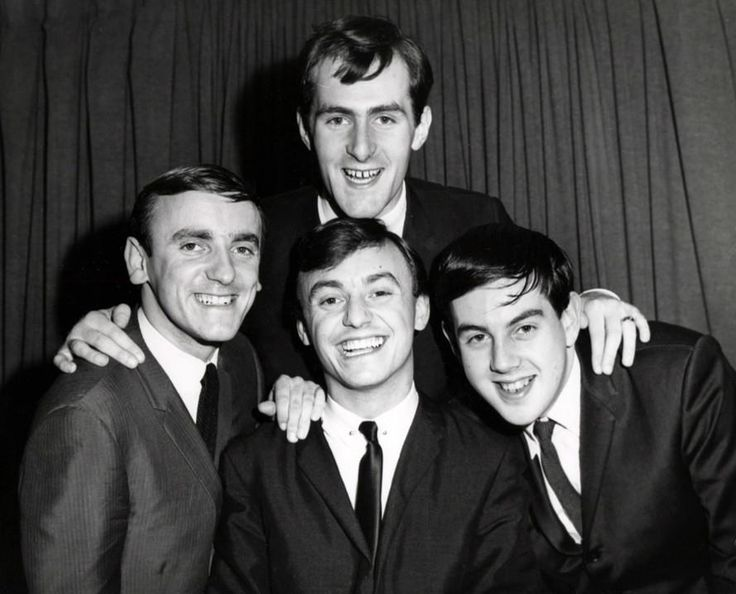 "Tonight 5-3 in 1964: Gerry and the Pacemakers made their US television debut, singing ""Don't Let The Sun Catch You Crying"" on CBS' Ed Sullivan Show."