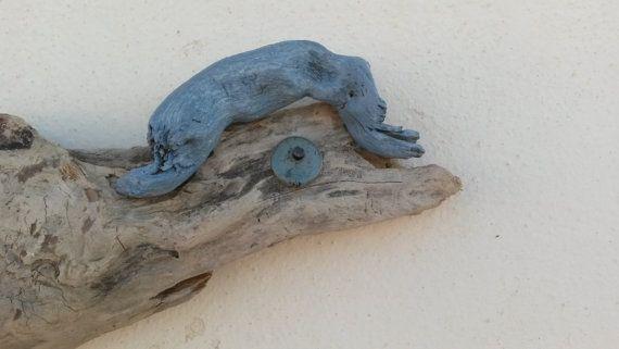 Original Driftwood Bird Driftwood Art Bird by WillyaCollection