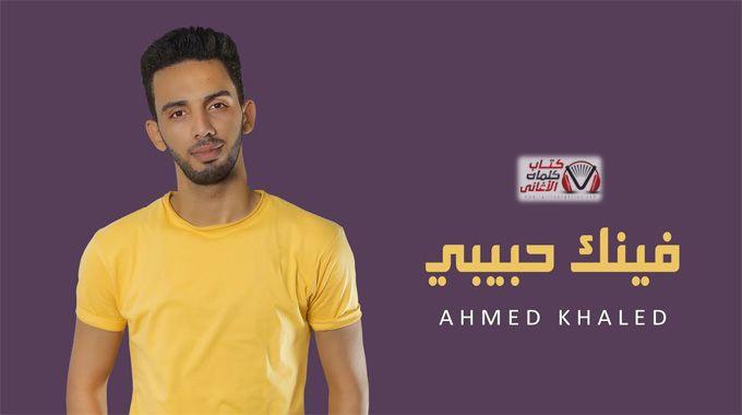 كلمات اغنية فينك حبيبي احمد خالد Poster Memes Movie Posters