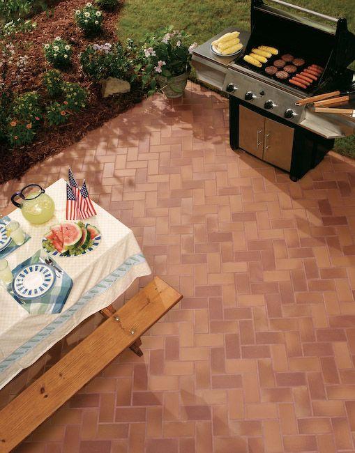more ideas - Patio Tiles Ideas