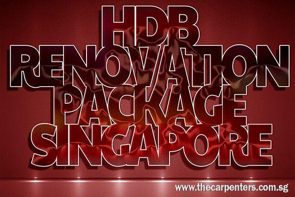 Home Renovation Singapore