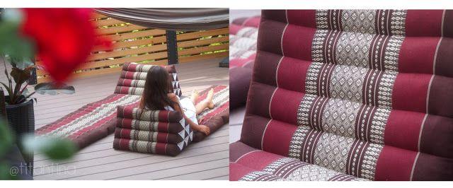 Pyramide Thai Cushions by titantinas ideen powered by Asia Wohnstudio