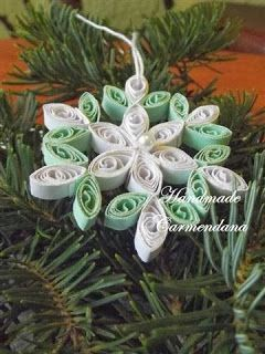 Ornament quilling
