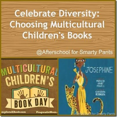 Choosing Multicultural Books for Children from Afterschool for Smarty Pants