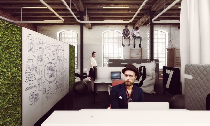 biura dla startupów w off piotrkowska #office #startup #smartoffice #letswalk #sport #oshi #whiteboard