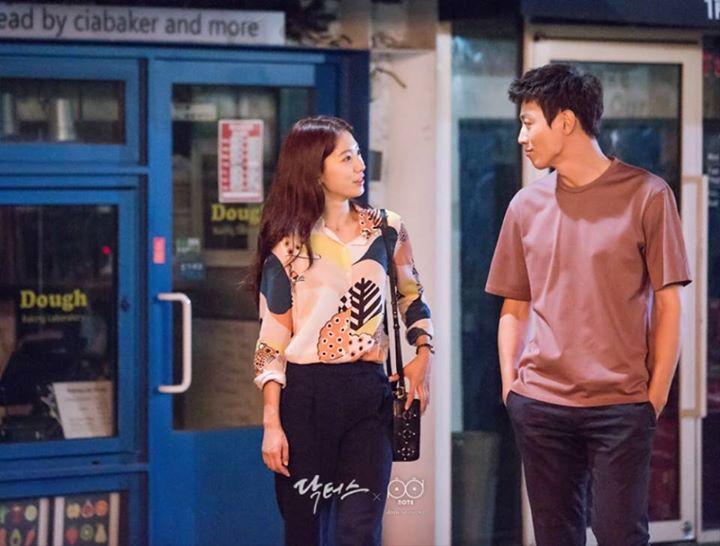 Doctors kim rae won and park shin hye