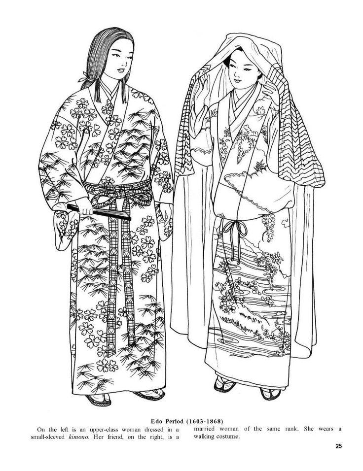 152 Best Kimono Images On Pinterest