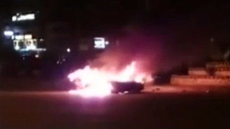 Egypt taxi driver lynched by Islamist protesters