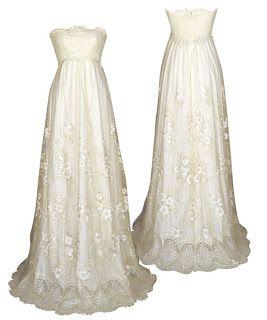 Vestidos de Noivas Românticos
