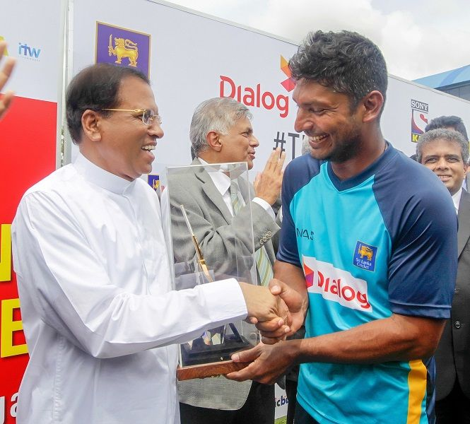 Sangakkara offered post of Sri Lanka's high commissioner by Maithripala Sirisena on Today New Trend http://www.todaynewtrend.com