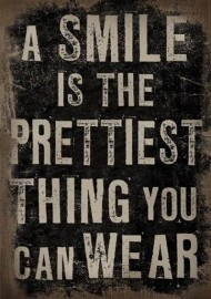 smile more often. :)Smile Quotes, Inspiration, Beautiful, Truths, So True, Fashion Quotes, Living, Wear, Prettiest Things