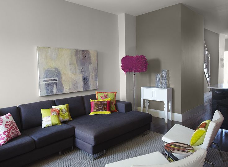 1000+ ideas about Grey Living Room Paint on Pinterest | Grey ...