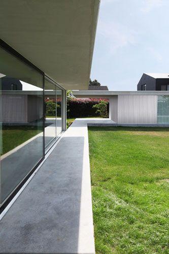 Overkapping+ betonvloer