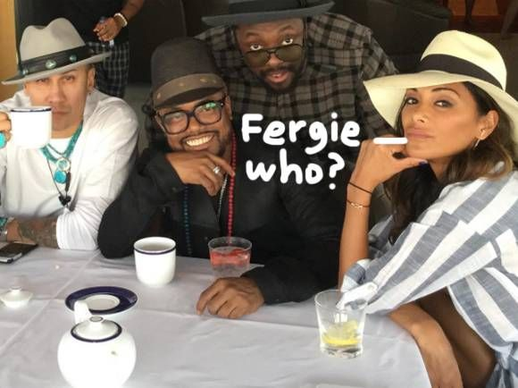 awesome Is Nicole Scherzinger Replacing Fergie In Black Eyed Peas?? Check more at https://10ztalk.com/2017/01/18/is-nicole-scherzinger-replacing-fergie-in-black-eyed-peas/
