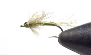 Tak's Baetis Emerger Mayfly Fly Tying Recipe