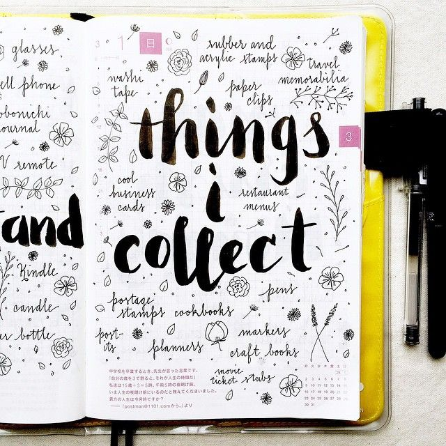 Are you a collector? I am, and these are the things I currently collect.…