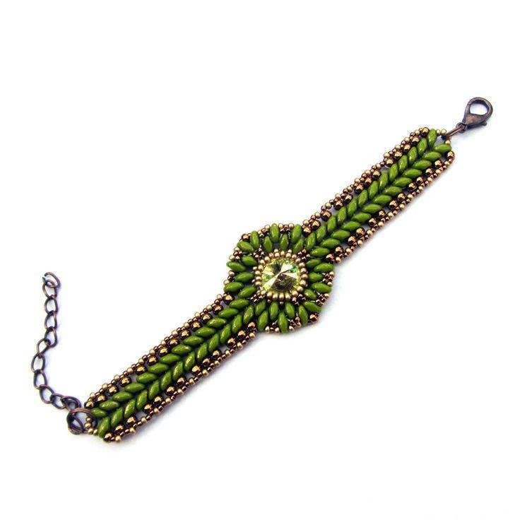 Jewelry tutorial website...