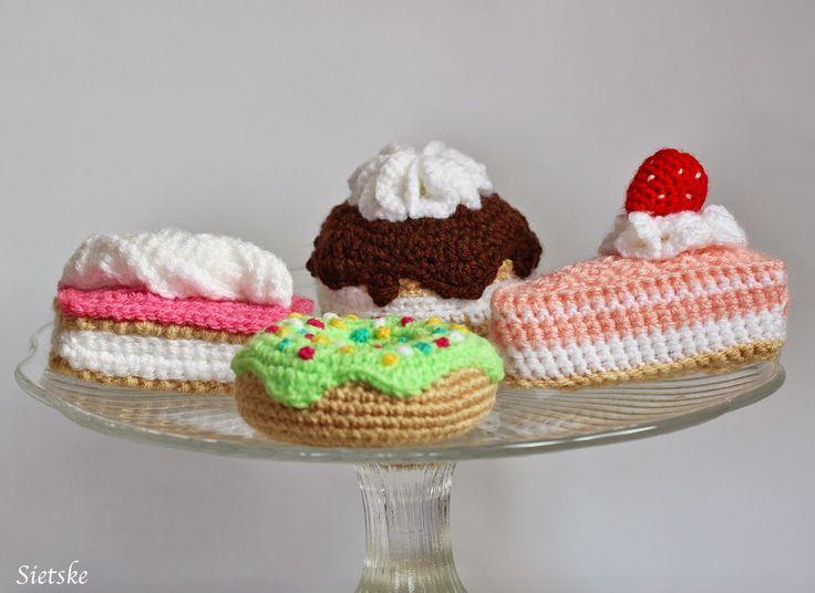 Sietske's Hobby's: gebakjes patroon