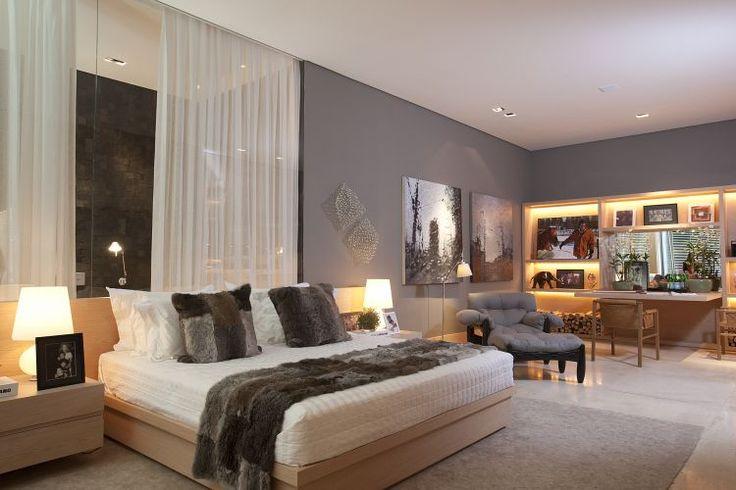 Quarto Casal - master suite