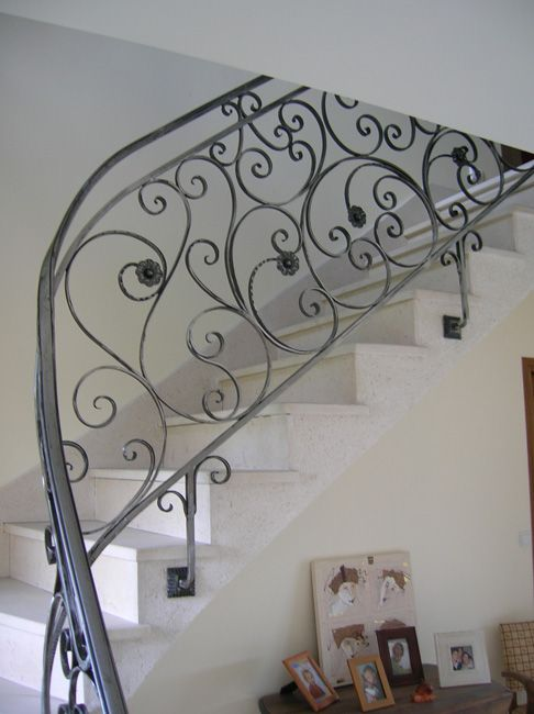 R 233 Alisation Fer Forge Interior Designs Wrought Iron
