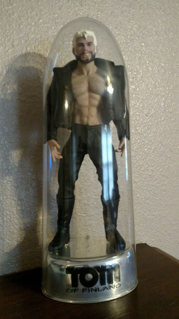 OOAK Anatomically Correct Male Action Figure. Hirsute. Hairy OOAK Tom Of Finland in    eBay!