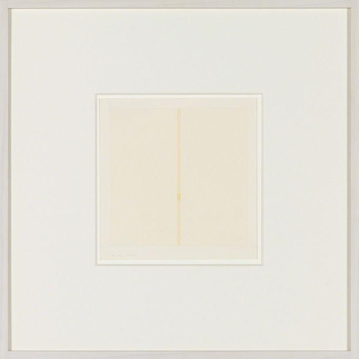 Untitled  | Antonio Calderara, Untitled  (1971)