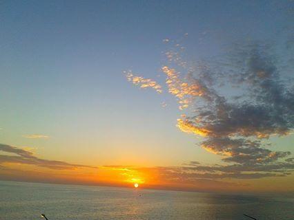 güneşin batışı