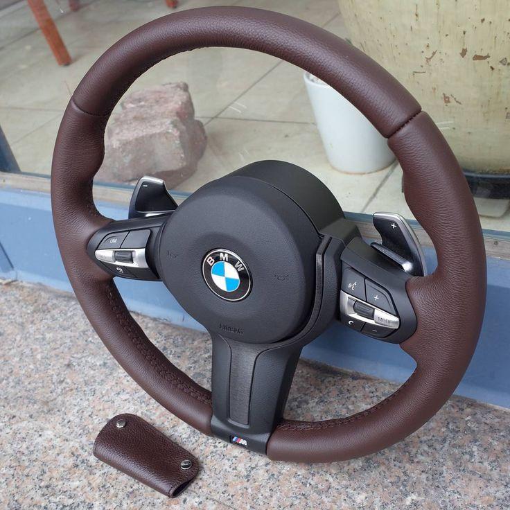 BMW handlework with new Perlinger leather. 페링거 가죽 M팩 핸들…