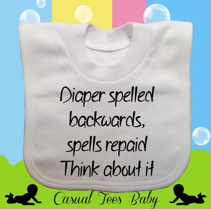107 best Funny Baby Bibs images on Pinterest | Baby bibs ...