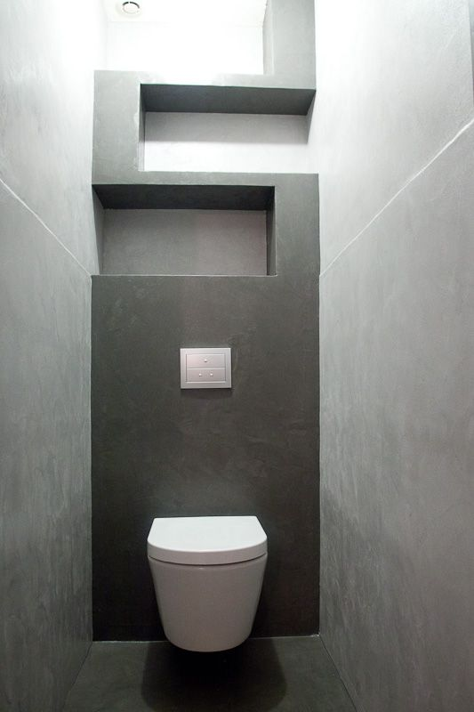 Concrete WC    WC en b ton cir    AD ATELIER DESIGN. Best 25  Toilet design ideas on Pinterest   Toilet ideas  Toilets