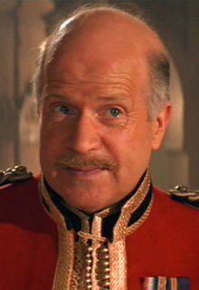 Captain Phillip James Blumburtt (Philip Stone) - Indiana Jones and the Temple of Doom (1984)