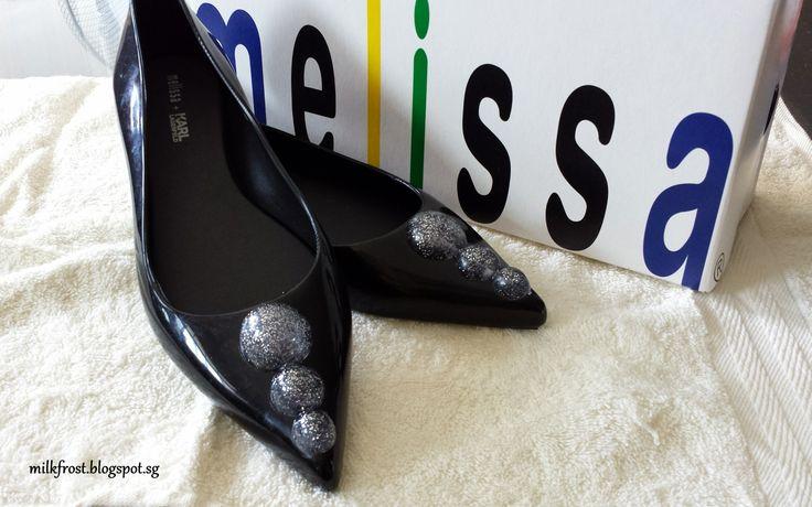 Melissa Glam + Karl Legarfeld