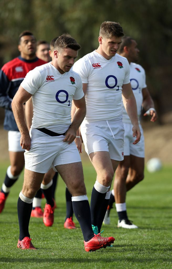 George Ford Of England Soccer Guys Rugby Men Hot Rugby Players