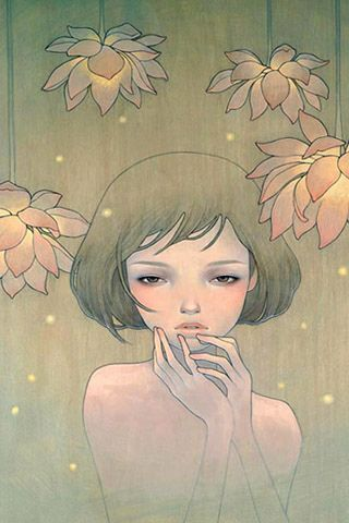 Audrey Kawasaki - one of my favorite artists