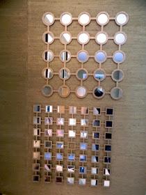 Best DIY Wall Decor Mirrors Clocks Etc Images On - Wall decor mirrors