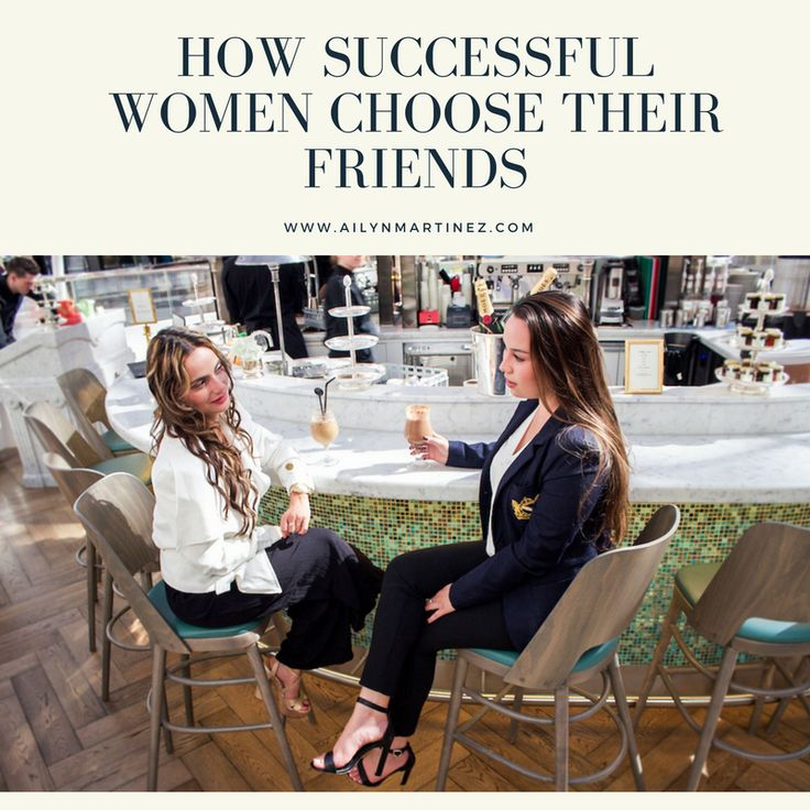 Key to Success: Are Your Friendships Helping You?