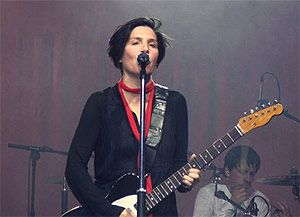 Sharleen Spiteri review Liverpool 2009