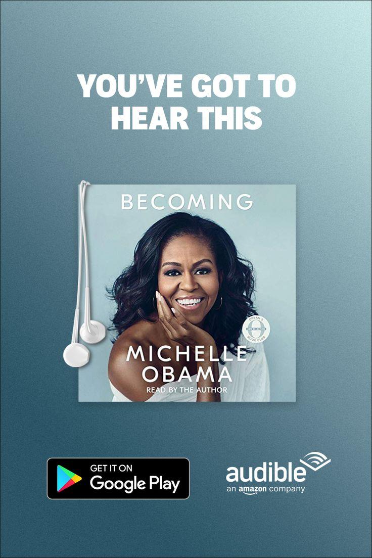 Download audible today audio books books michelle obama