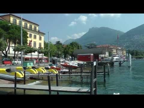 ▶ LUGANO centro cosmopolita del Canton Ticino - HD - YouTube