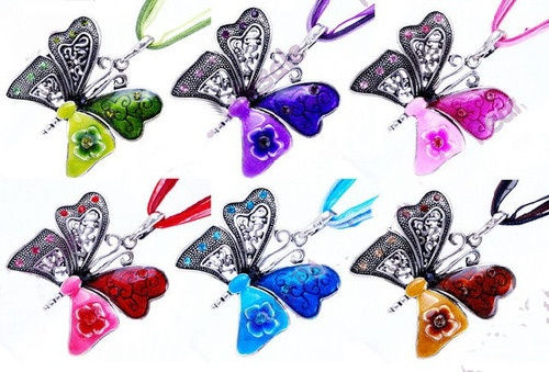 Colorful Full Butterflies