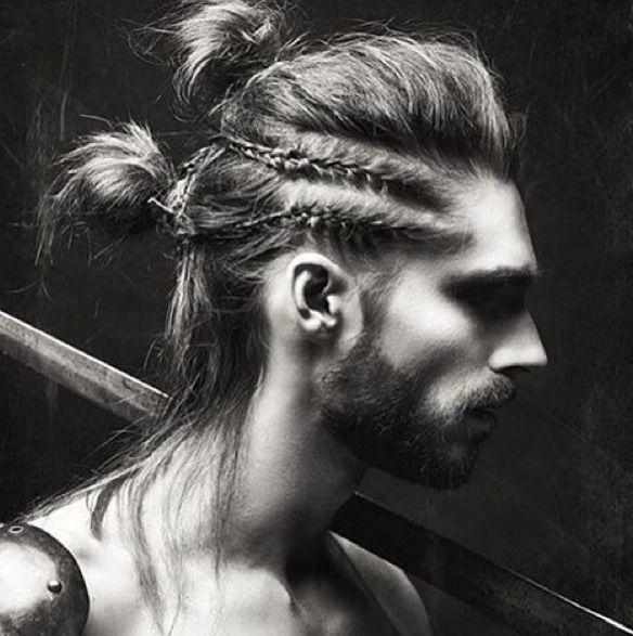 La moda de 2016 es que los hombres se hagan trenzas en el pelo Y NO PUEDE MOLAR MÁS — cribeo