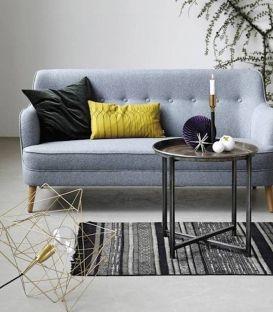 Tapis design noir/nude 100% coton : Grand coup de coeur pour ce tapis noir/nude 100% coton ! Sera superbe dans votre salon, chambre à coucher, couloir... Prix: 1269 DH