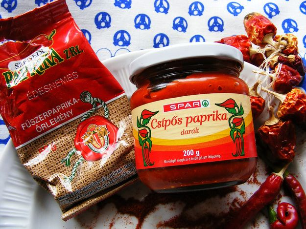 And, finally: Paprika.   32 Hungarian Foods The Whole World Should Know And Love