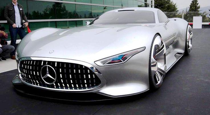 carsorce2015.com - 2015 Mercedes-Benz SLS AMG concept