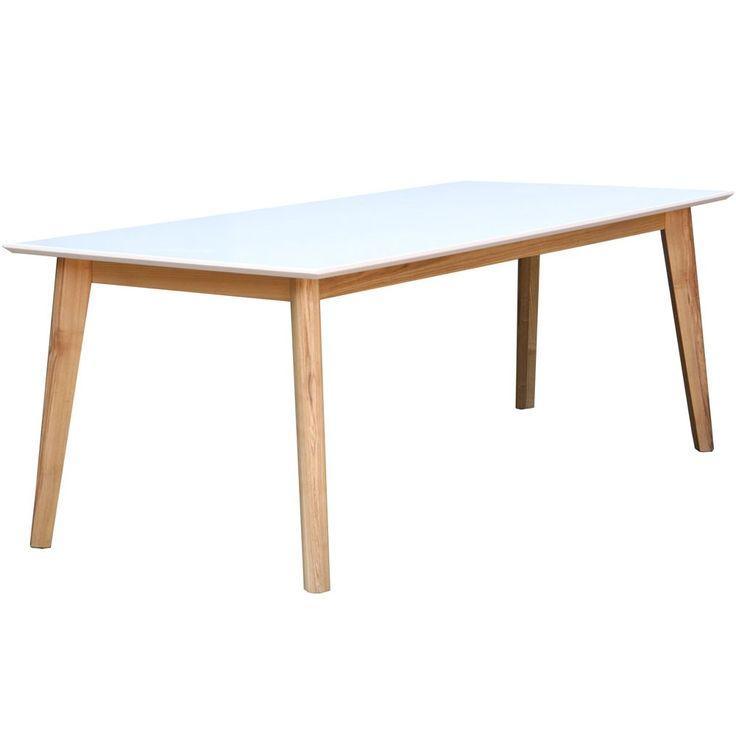 retro tafel wit   Zen Lifestyle