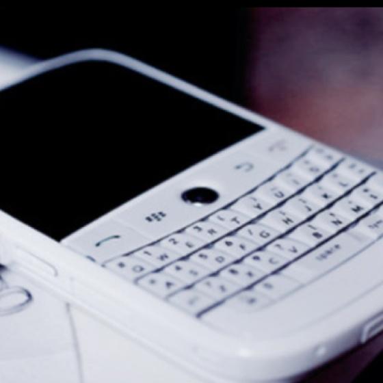 Blackberry :-)