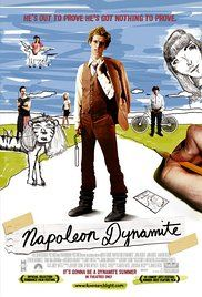 Stream Napoleon Dynamite Movie Online Free. A listless and alienated teenager decides to help his new friend win the class presidency in their small western high school, while he must deal with his bizarre family life back home.